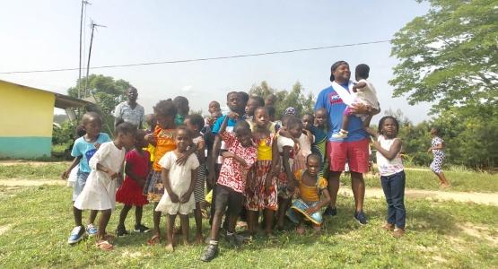 Free 10-Day Rite of Passage/Birthright program in Ghana, W. Africa