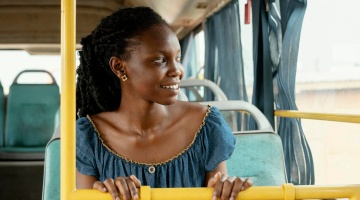 Transportation in and around Ghana and Sierra Leone West Africa