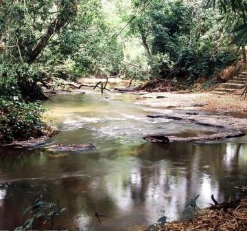 Assin Manso Ancestral Slave River Site - Visit Ghana