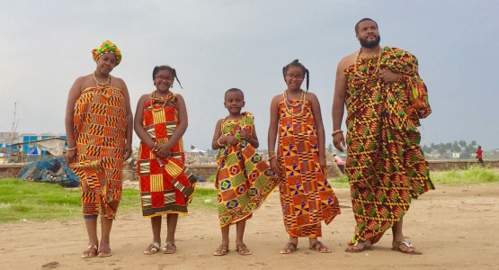 Purposeful Travel & Ancestral Healing throughout Ghana West Africa