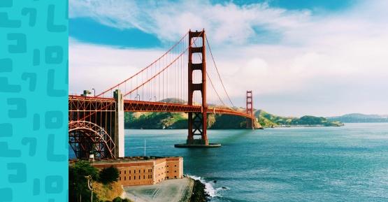 Golden Bridge in San Francisco - Exploring Legacy Ancestral Journey