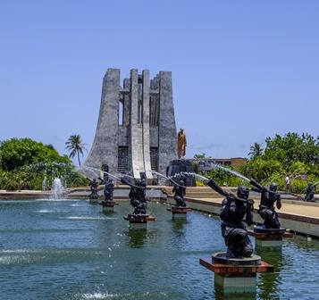 Kumasi and Accra Tours Ghana Africa