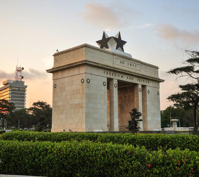 Black Star Square, Accra
