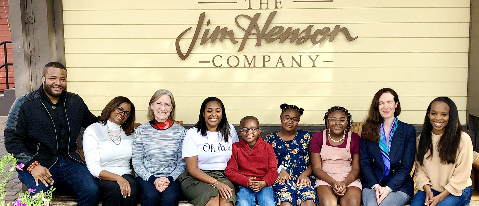 The Anderson Family & The Jim and Henson Company