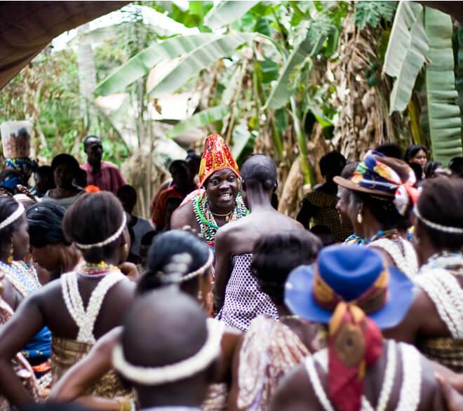Traditional Ceremony, Ghana