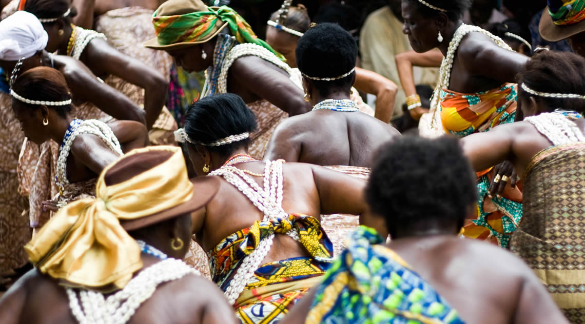 Ancestral Healing and Cultural Experiences in Ghana & W. Africa