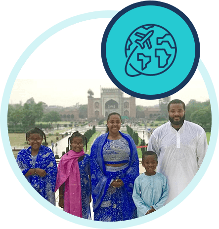 The journey to explore and connect with our ancestral cultures throughout India, Ghana, Sierra Leone, Nigeria, Scotland, Ireland